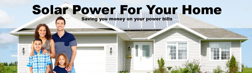 solar power save money